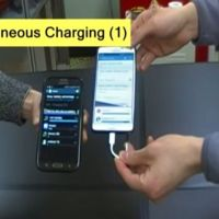 Esta nueva tecnología permite recargar el móvil a distancia y en cualquier orientación