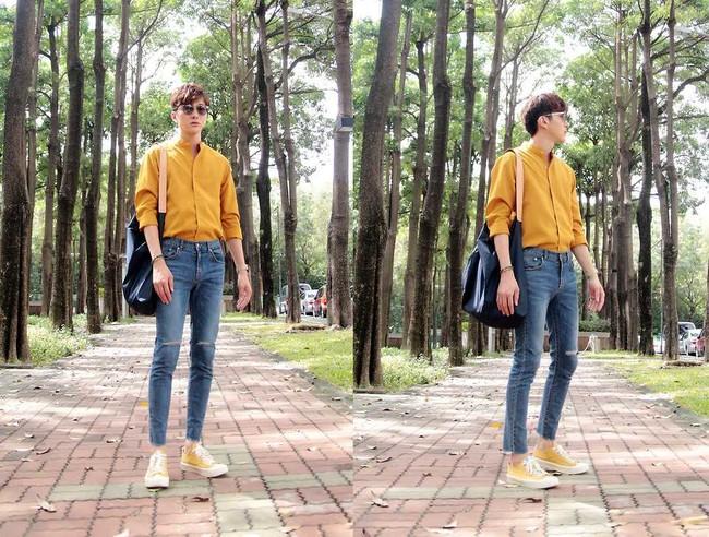 Alerta Amarilla Los Bloggeros Roban La Atencion Con Looks En Un Llamativo Color Para Éste Otono 02