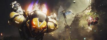 El magnífico vuelo de Anthem: Bioware no pudo evitar estrellarse, pero consiguió que sus alabardas volasen como nadie