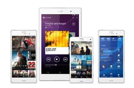 Sony actualiza sus aplicaciones Walkman y Movie Creator