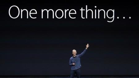 One more thing: todos los medios se preparan para novedades en Apple que llegarán muy pronto