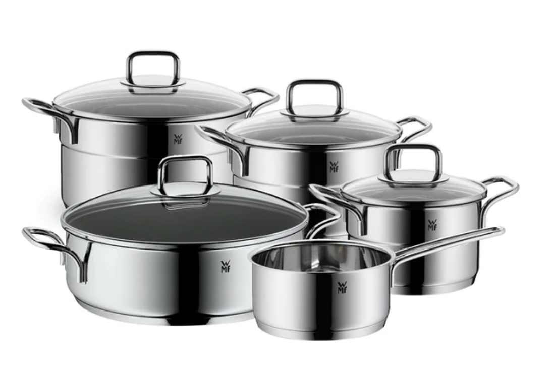 Batería de cocina de 5 piezas Nordic Profi WMF