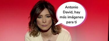 La sorprendente reacción de Sandra Barneda al ver el trailer de la serie documental protagonizada por su amiga Rocío Carrasco