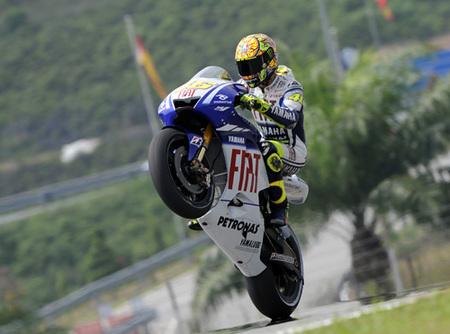 Valentino Rossi, un genio de otra época que rompe las estadísticas