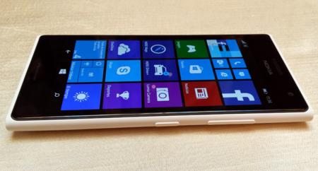 Nokia Lumia 735, primeras impresiones
