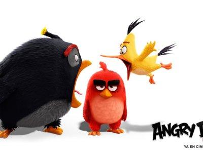 Taquilla española | 'Angry Birds' termina con la racha de Disney