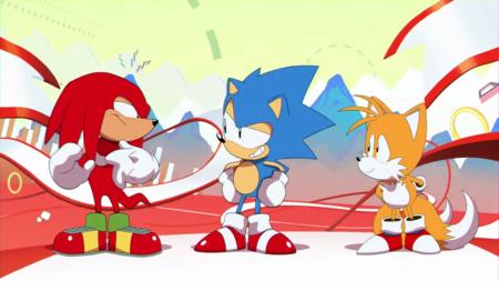 El opening animado de Sonic Mania es una carta de amor a los fans de Sonic