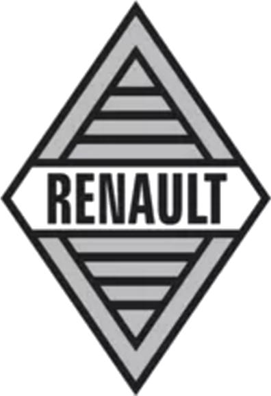 Logos de coches - Renault -1959 1972