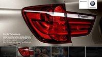 Primeros teasers oficiales del nuevo BMW X3