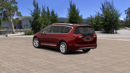 Exterior Chrysler Pacifica Limited 3