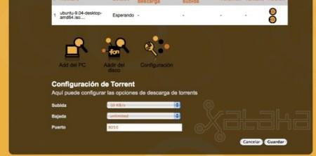 Fonera 2.0 torrent config