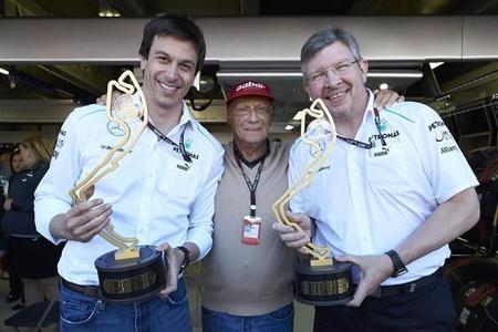 """Niki Lauda: """"me he apostado 50€ con Helmut Marko a que no nos penalizan"""""""