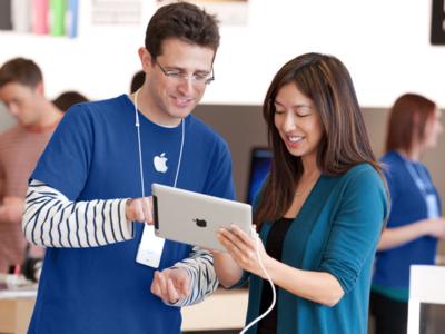 ¿La Genius Bar de las Apple Store? Para Steve Jobs era una idea estúpida antes de su implementación