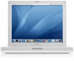 iBook G4 frontal