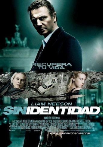 sin identidad dvd
