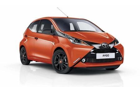 Toyota Aygo 1