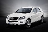 """Mercedes Clase M """"Grand Edition"""", nuevo acabado"""