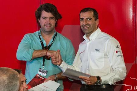Audi Driving Experience con Marc Gené