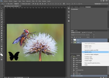 Guardar para web en Adobe Photoshop CC 2015