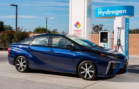 Así funcionan los coches de hidrógeno
