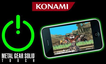 'Metal Gear Solid Touch', así se jugará