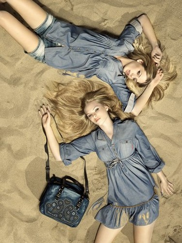 Tendencias Primavera 2011: estilo denim