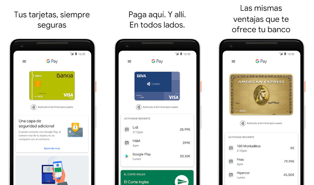 Google Pay added three new banks: this is the complete list of supported banks