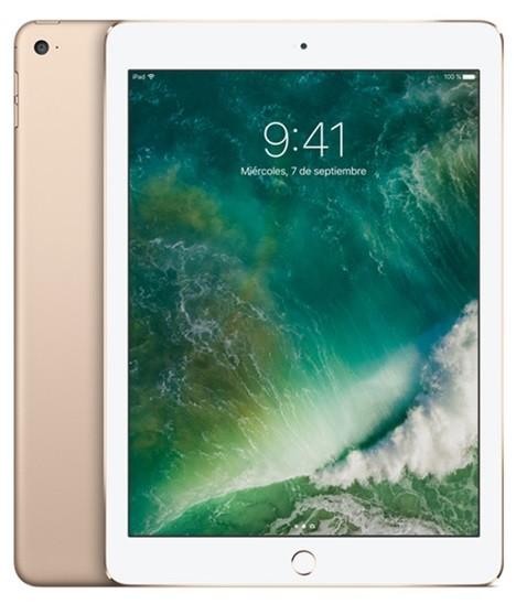 iPad Air 2 con pantalla Retina Wi-Fi 128 GB (Oro)