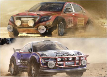 Diez alternativas modernas a los coches de WRC y Dakar que te harán soñar despierto