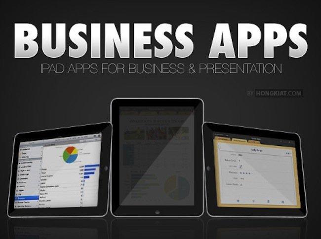 Aplicaciones empresarios