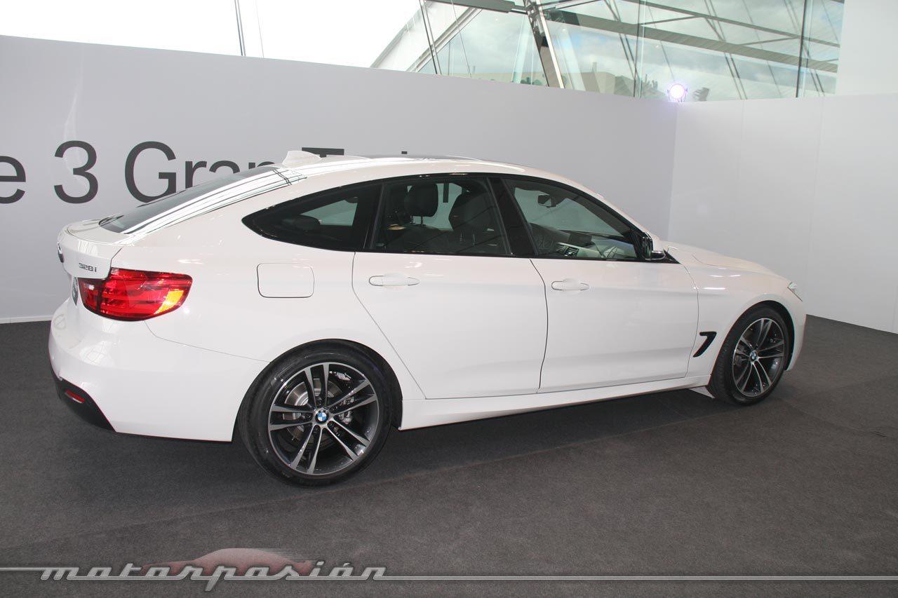 Foto de BMW Serie 3 GT (Presentación estática) (32/43)