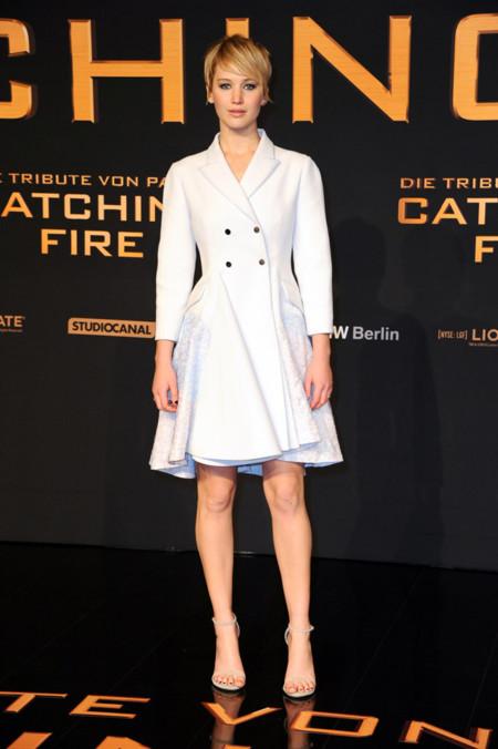 Jennifer Lawrence Christian Dior