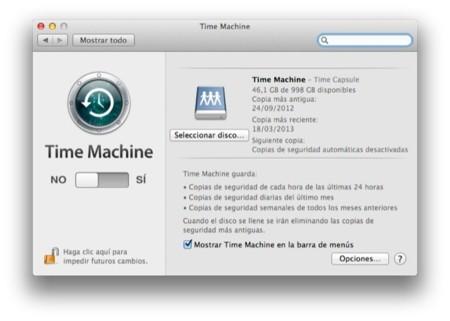 Tres servicios para realizar copias de Time Machine en la nube
