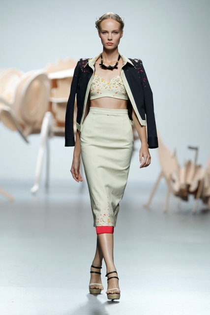Foto de Ana Locking SS 2012  (3/30)