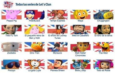 Let's Clan premiado como Mejor Espacio Infantil por la Asociación ATR-Usuarios de Medios de Madrid