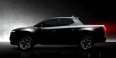 Hyundai Santa Crus Teaser 2