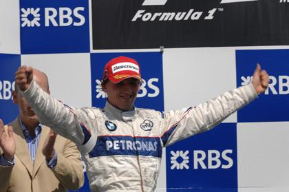 Robert Kubica, ¿un líder sólido o pasajero?