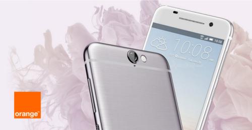 Precios HTC One A9 con Orange y comparativa con Vodafone