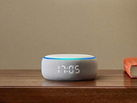 Alexa Espanol Echo Dot Display