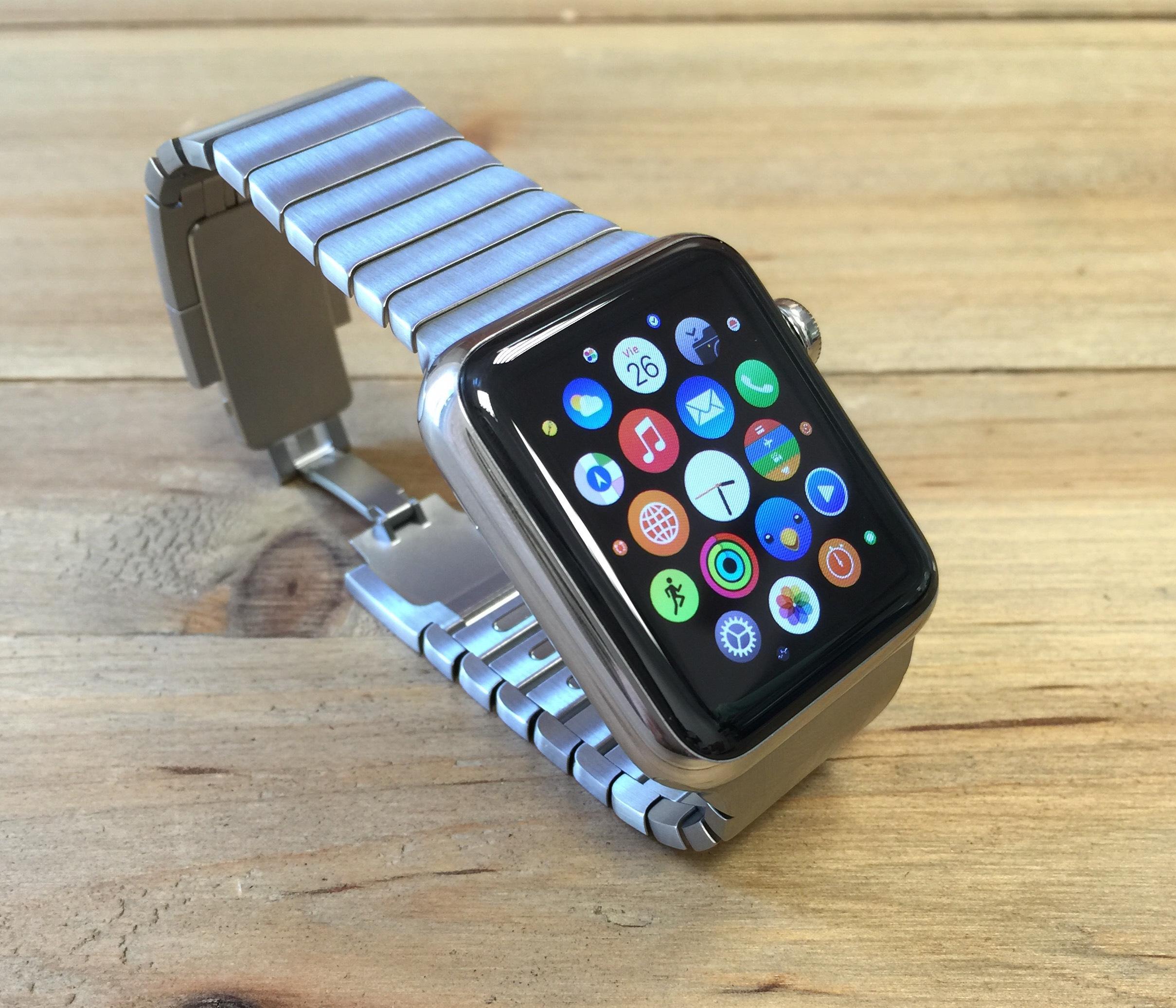 Apple watch an lisis review con caracter sticas precio for Especificaciones iwatch