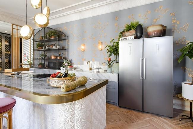 Samsung Home Trendy Kitchen 1