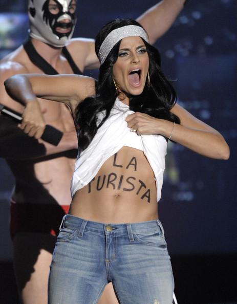Foto de Famosos en los MTV Latinos 2009 (21/23)