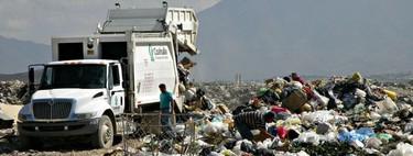 En Ciudad de México se generan diariamente alrededor de 13,000 toneladas de basura, suficiente para llenar el zócalo