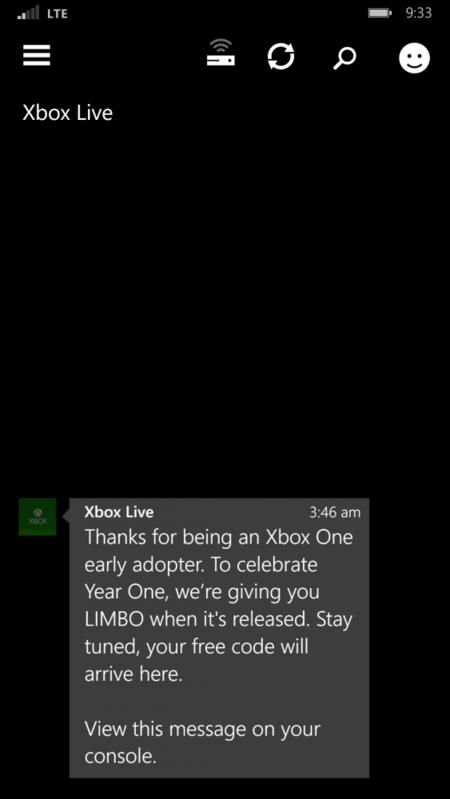 Xbox One Limbo