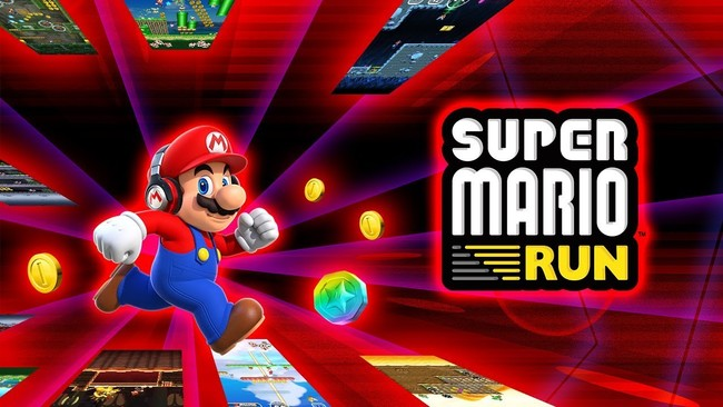 Super Mario Run Remix 10