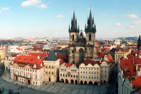 Logitravel nos ofrece 7 días en Praga y Budapest por 268 euros por persona