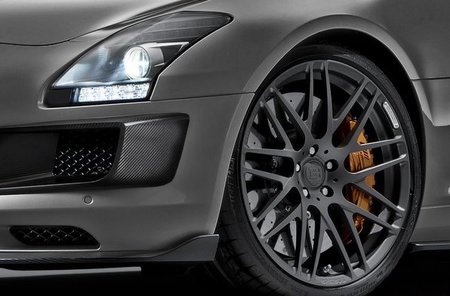 Brabus Mercedes-Benz SLS AMG, otra novedad para Ginebra