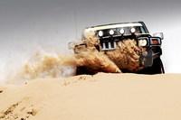 Hummer Driving Academy: curso de conducción en Marruecos