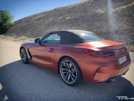 BMW Z4 M40i trasera lateral