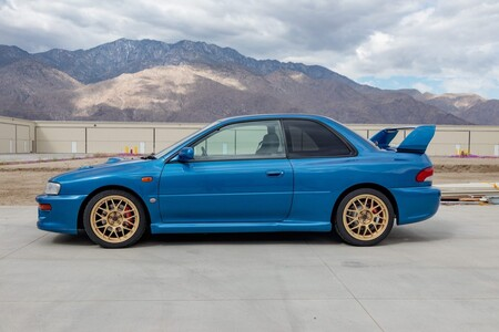Subaru Impreza Sti 22b 4